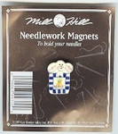 "MHMAG10 Bunny Seed Pack; 3/4"" x 1""  Mill Hill Needle Magnet"