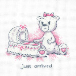 HCK1353 Heritage Crafts Kit Just Arrived - Justin Bear Cards by Peter Underhill