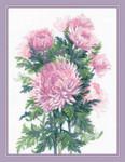 RL1595 Riolis Bouquet of Chrysanthemums