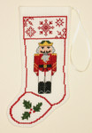 PC1299 The Posy Collection Nutcracker Stocking Ornament