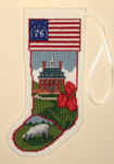 PC1956 The Posy Collection Historic Williamsburg Governor's Palace Stocking Ornament