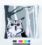 PNV163611 Vervaco Kit Hella (Owl) Cushion