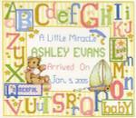 04-2864 Little Miracle, A Bobbie G Design YT