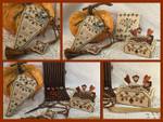 Mani Di Donna MDD-ACSS Autumn Colors Sewing Set