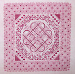 Northern Expressions NE037 Celtic Romance Stitch Count: 215 x 215 With Silk Pack