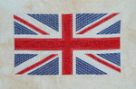 Northern Expressions NE046 Union Jack With Silk Pack
