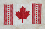 Northern Expressions NE044 Maple Leaf With Silk Pack