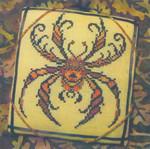 TT-JA Jack Arachnid Tempting Tangles 59w x 69h With Silk Pack