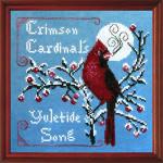 TT-CCAR Crimson Cardinal Tempting Tangles With Silk Pack
