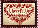 TT-CUV Cheerful-Up Valentine Tempting Tangles With Silk Pack
