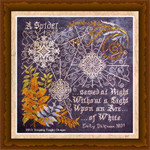 TT-AOW 13-2430 Arc Of White Tempting Tangles 193w x 192h