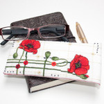 FRD-PGC Poppy Glasses Case Faby Reilly Designs
