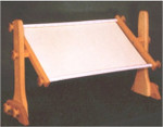 EZ101 EZ Lap Stand & Frame NO Basting System;  EZ Needlework