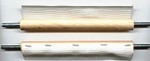EZ127WEB Scroll Rods WITH Basting System EZ Needlework