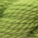 M-1054: Lime Merino Wool Vineyard Silk