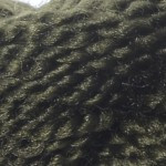 M-1056: Green Moss Merino Wool Vineyard Silk