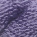 M-1095: Cerulean Merino Wool Vineyard Silk