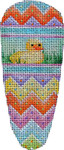 EM-405 Chick/Chevron Carrot 2x4.5 18 Mesh Associated Talents