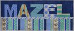M-208 Mazel 12x5 14  Mesh Associated Talents