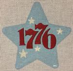 "HO1424 1776 Star, 5"" D, 18 Mesh Raymond Crawford Designs"