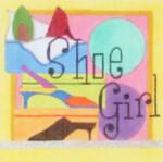QT87 Raymond Crawford Designs SHOE GIRL