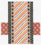 "KCCX9-18 Swamp Water Taffy La'orange 3.5""w x 4""h 18 Mesh KELLY CLARK STUDIO, LLC"