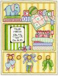 05-2062 Precious Baby Bobbie G Designs