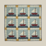 Sail Away (Quilt) All Through the Night