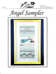 Angel Sampler Amaryllis Artworks
