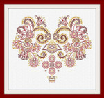AAN404 Alessandra Adelaide Needleworks Folies d'amour (Follies of Love)