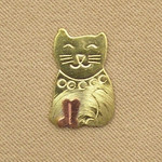 04-02 KITTY MINI NEEDLE MINDER MINI NEEDLE MINDER Puffin And Company