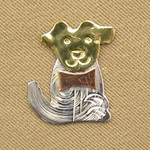 04-09 PUPPY MINI NEEDLE MINDER MINI NEEDLE MINDER Puffin And Company