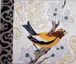 B314 Melissa Prince Spring Bird 12 x 10