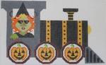 473A NeedleDeeva 4.75 x 8 18 Mesh Halloween Train - Engine