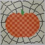 463A NeedleDeeva 4 x 4  18 Mesh Pumpkin A