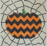 463C NeedleDeeva 4 x 4  18 Mesh Pumpkin C