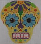 454A NeedleDeeva 4.25 X 4.5 18 Mesh Mini Skull A