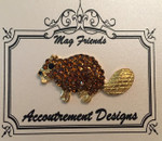Beaver MAGNET Glamorous Accoutrement Designs