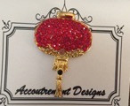 Chinese Lantern MAGNET Glamorous Accoutrement Designs