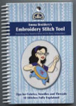 DMC Emma Broidery's Embroidery Stitch Tool Book
