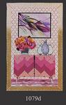 1079d Hot Pink Credenza 9x14 18 Mesh Lani Enterprises