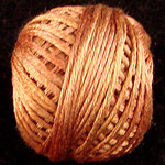 Valdani Silk Floss Washed Cinnamon - VAK10506