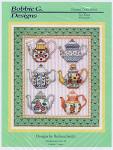 03-1045 Tea Time Bobbie G Designs