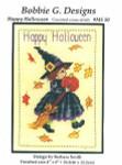 Bobbie G Designs Happy Halloween
