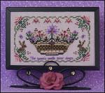 Flowering Crown Just Nan Designs JN243