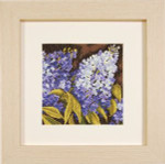 "PN144516 Lanarte Kit Lilac 7"" x 7""; Evenweave; 27ct"