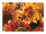 Elements Designs DH3646-18 - Sunflower Bunch 18 ct.