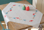PNV157563  Vervaco Kit Feathers - Tablecloth