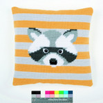 PNV158104 Vervaco Walter (Raccoon) Cushion