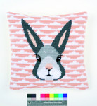 PNV158278 Vervaco Yvonne (Rabbit) Cushion